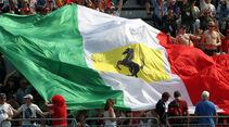 Tifosi - GP Italien - Monza - 10. September 2011