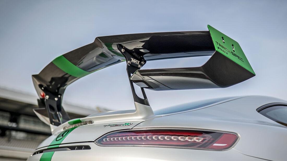 Tikt-Mercedes-AMG GT R Pro, Exterieur