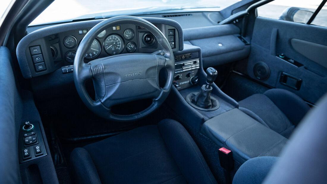 Time Capsule 80er Sportwagen Auktion Lotus Lamborghini Mercedes