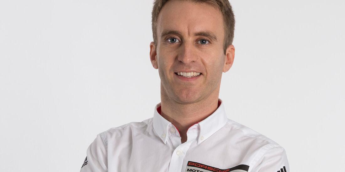 Timo Bernhard - Porsche 2014