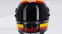 Timo Bernhard - Stefan Bellof Spezialhelm - Spa-Francorchamps 2015