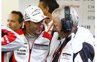 Timo Bernhard - Wolfgang Porsche - 24h Le Mans - Sonntag - 19.06.2016