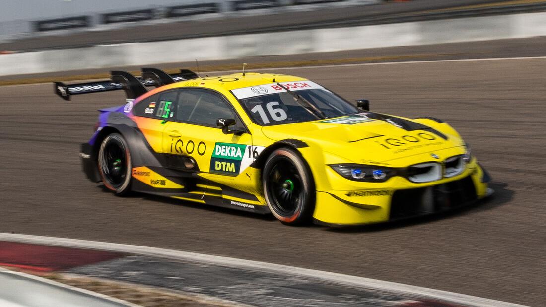 Timo Glock - BMW - DTM-Auto 2020