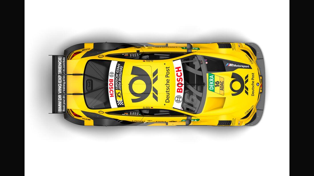Timo Glock - BMW - DTM-Autos 2018