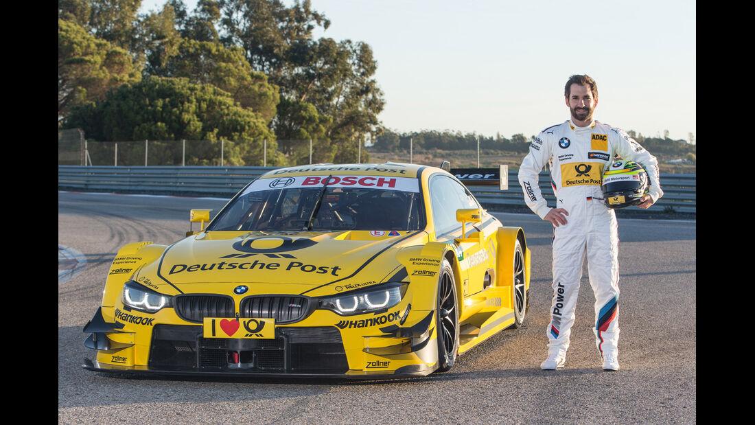 Timo Glock - BMW M4 DTM 2015
