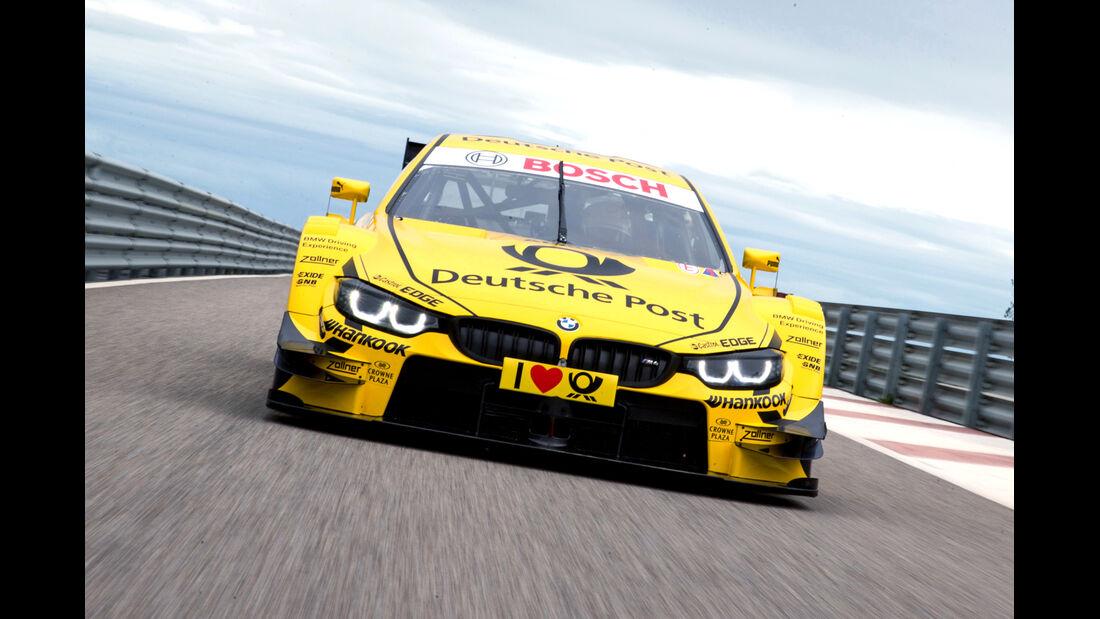 Timo Glock - BMW M4 DTM - DTM 2014