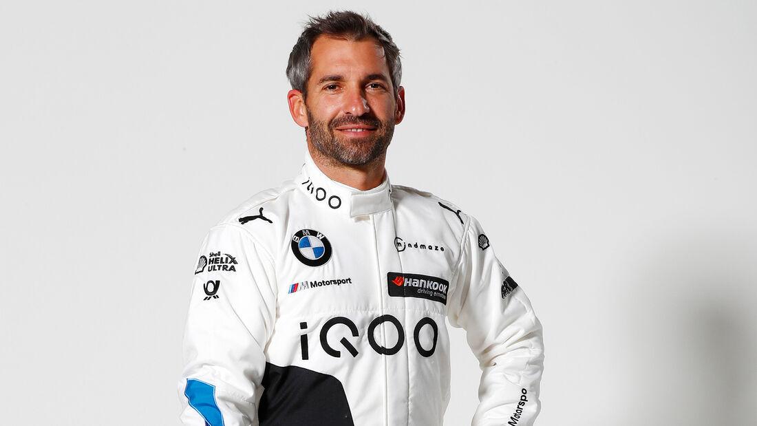 Timo Glock - BMW - Porträt 2020