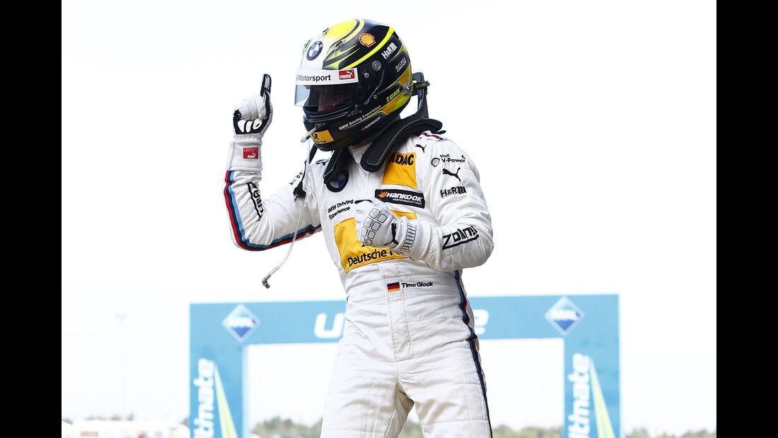 Timo Glock - DTM - Oschersleben - 2015