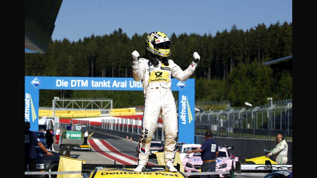 Timo Glock - DTM - Spielberg - 2016