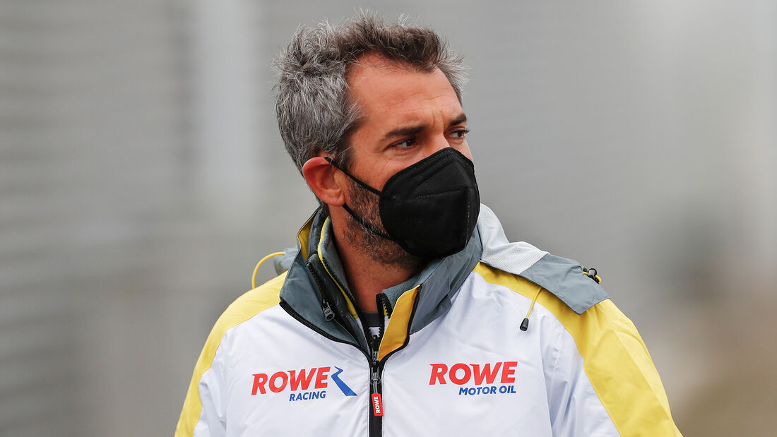 Timo Glock - DTM-Test - Hockenheim 2021