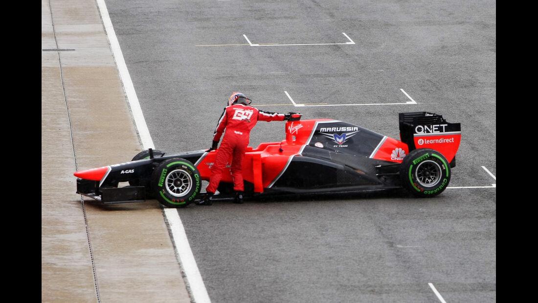 Timo Glock F1 Fun Pics 2012