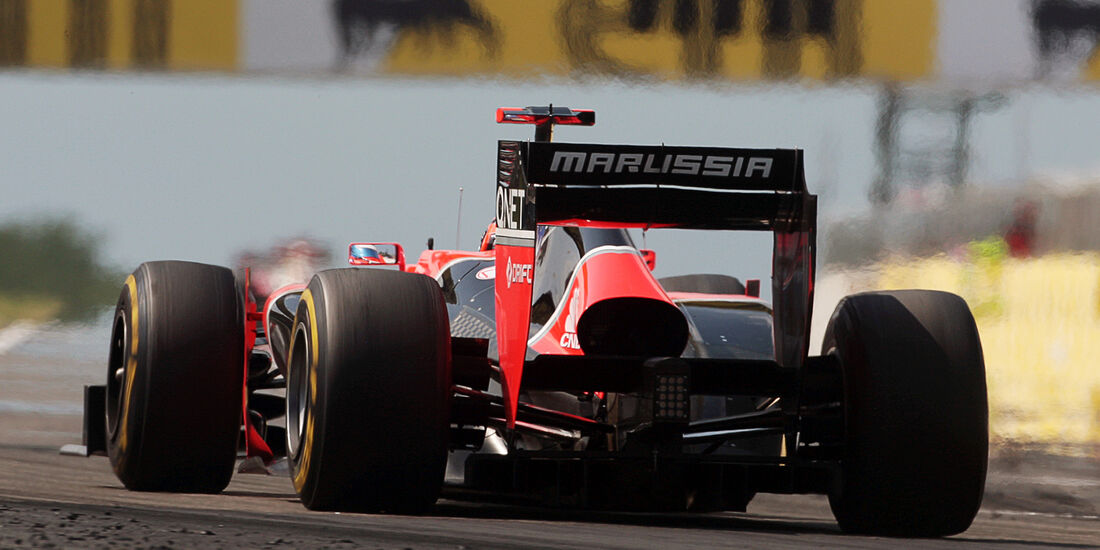Timo Glock Formel 1 2012