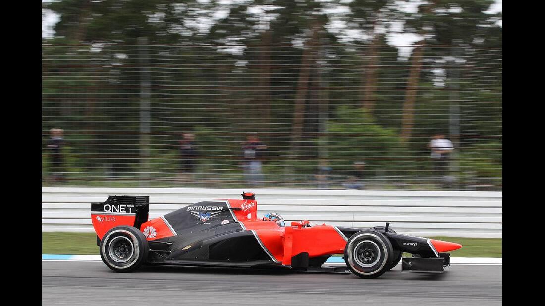 Timo Glock - Formel 1 - GP Deutschland - 20. Juli 2012
