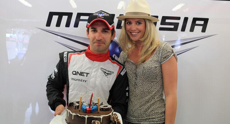 Timo Glock GP Australien 2012