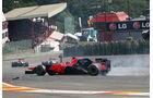 Timo Glock GP Belgien 2012
