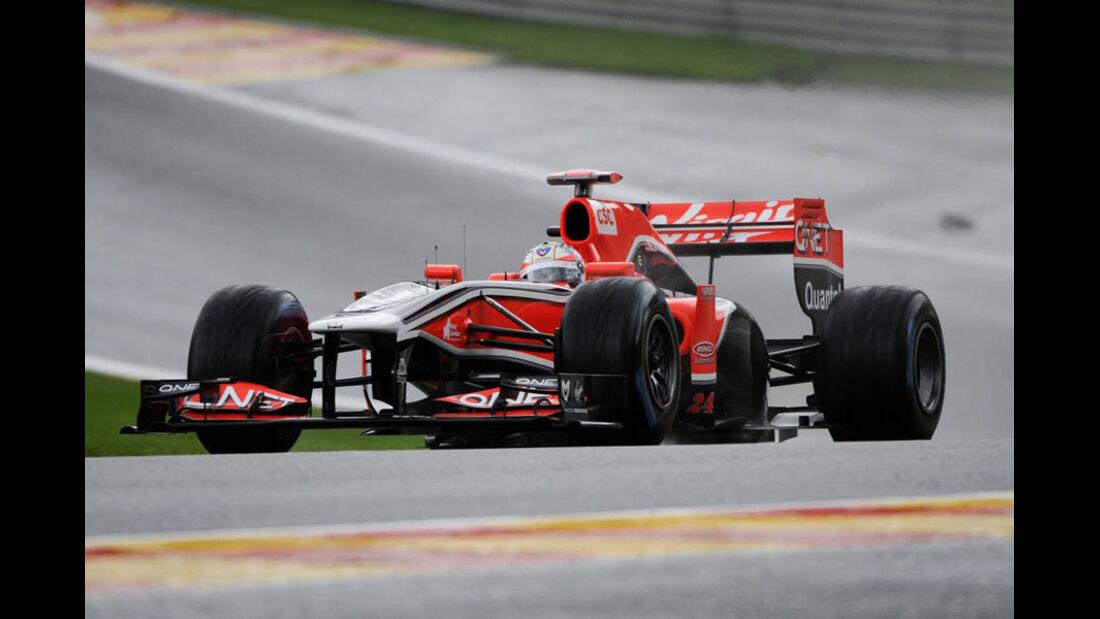 Timo Glock - GP Belgien - Qualifying - 27.8.2011