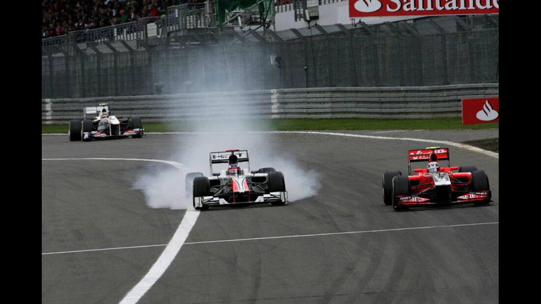 Timo Glock GP Deutschland 2011