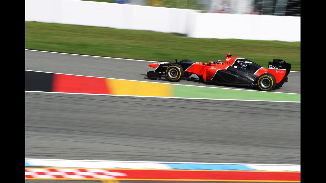 Timo Glock GP Deutschland 2012