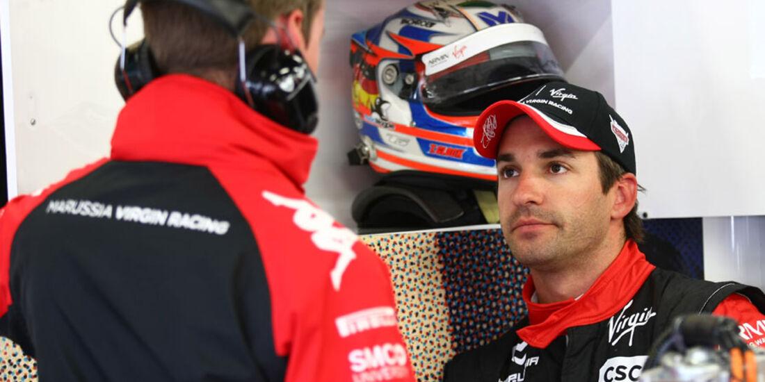 Timo Glock GP England 2011