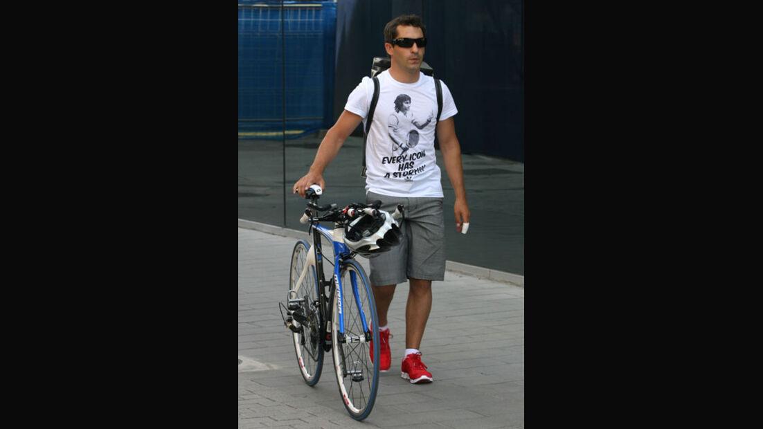 Timo Glock GP Europa 2011
