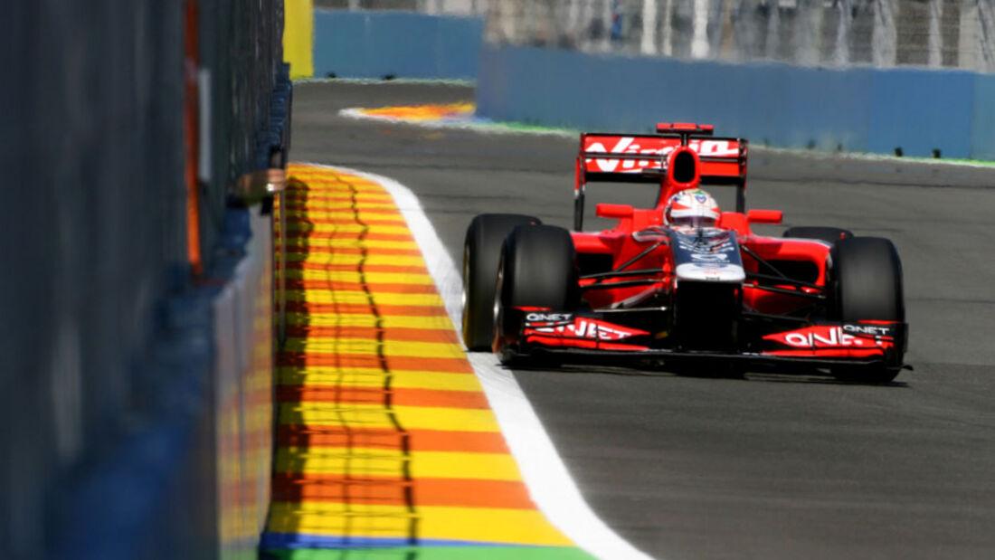 Timo Glock - GP Europa - Qualifying - 25. Juni 2011