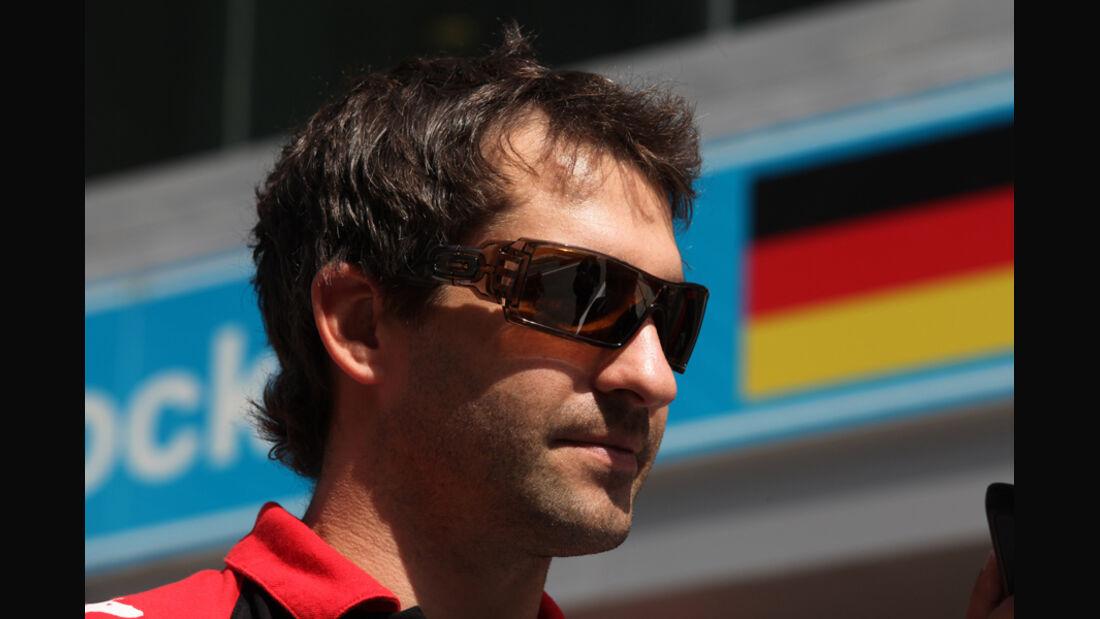 Timo Glock - GP Indien - 27.10.2011