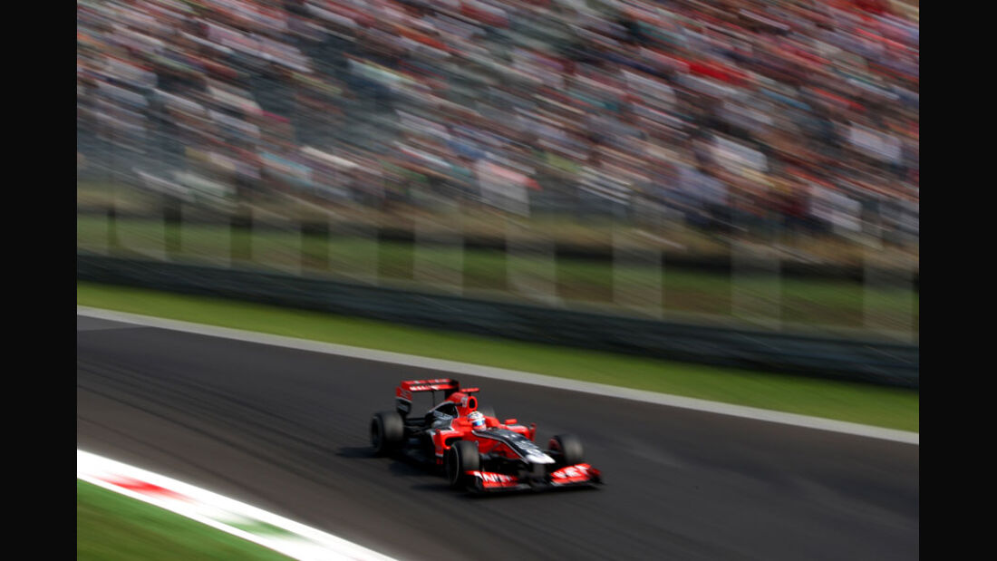Timo Glock - GP Italien - Monza - 10. September 2011