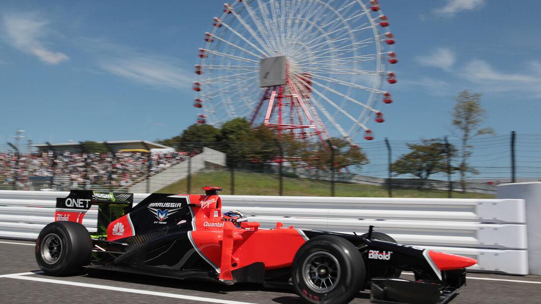Timo Glock GP Japan 2012