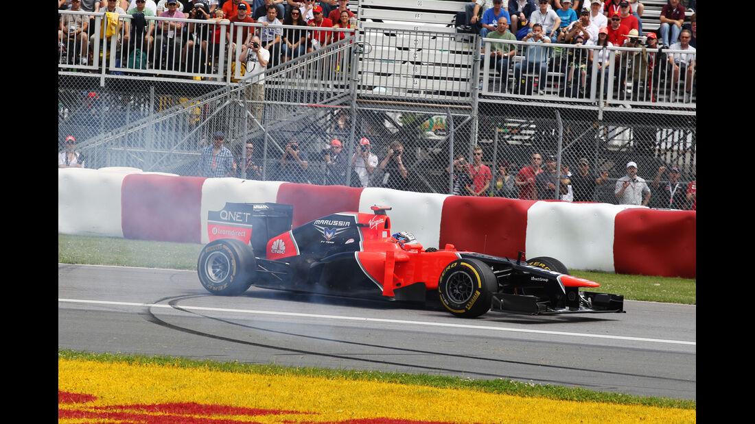 Timo Glock GP Kanada 2012