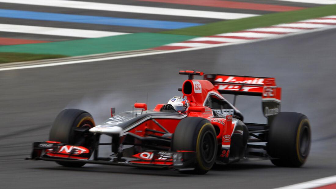 Timo Glock GP Korea 2011