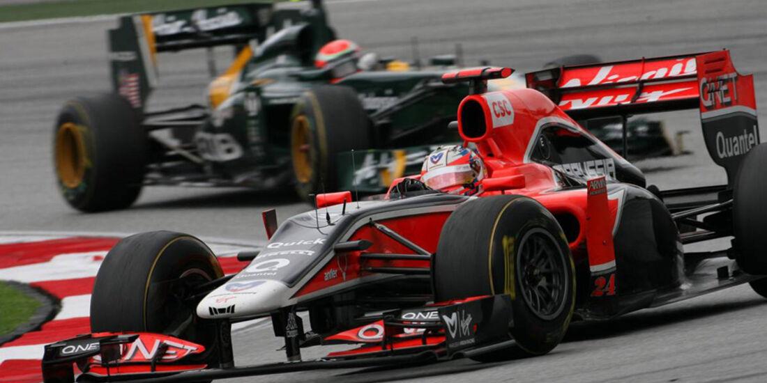 Timo Glock - GP Malaysia