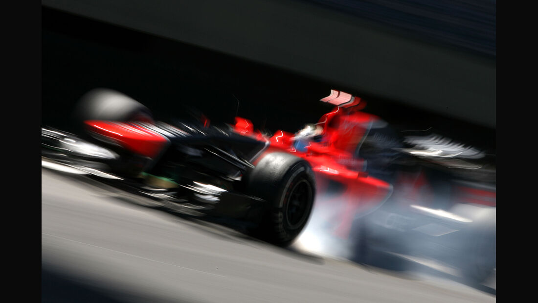 Timo Glock - Marussia - Formel 1 - GP Brasilien - Sao Paulo - 23. November 2012