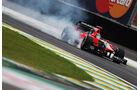 Timo Glock - Marussia - Formel 1 - GP Brasilien - Sao Paulo - 24. November 2012