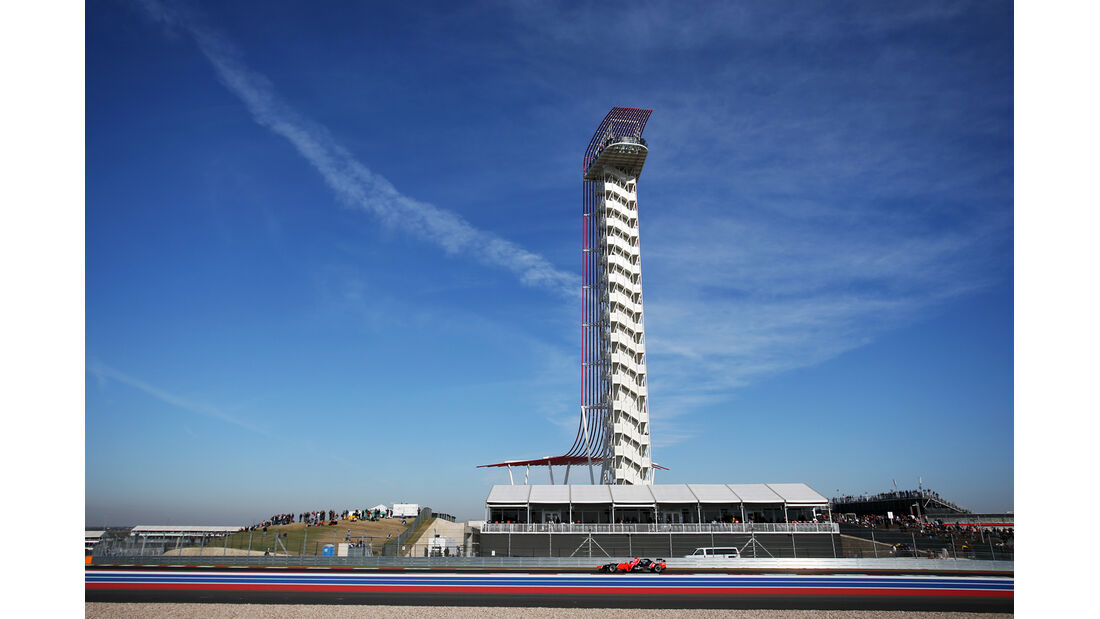 Timo Glock - Marussia - Formel 1 - GP USA - Austin - 17. November 2012