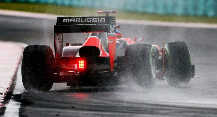 Timo Glock - Marussia - Formel 1 - GP Ungarn - Budapest - 27. Juli 2012