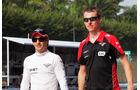 Timo Glock - Marussia - GP Malaysia - Training - 23. März 2012