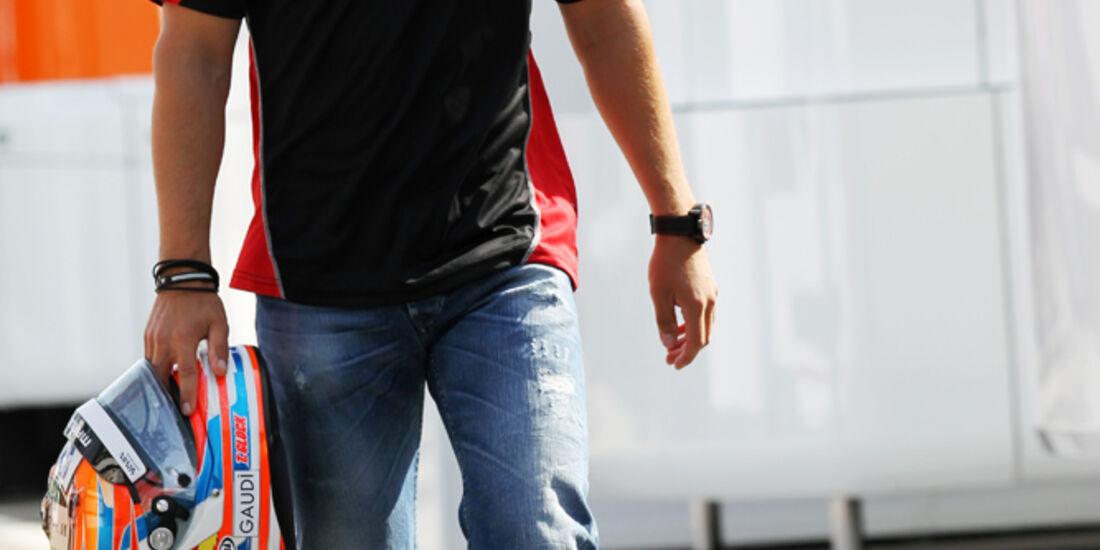 Timo Glock - Marussia - GP Spanien - 12. Mai 2012