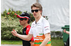 Timo Glock & Nico Hülkenberg - GP Malaysia - 24. März 2012