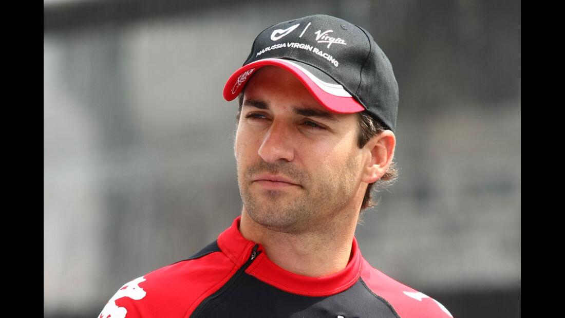 Timo Glock - Nürburgring - GP Deutschland - 21. Juli 2011