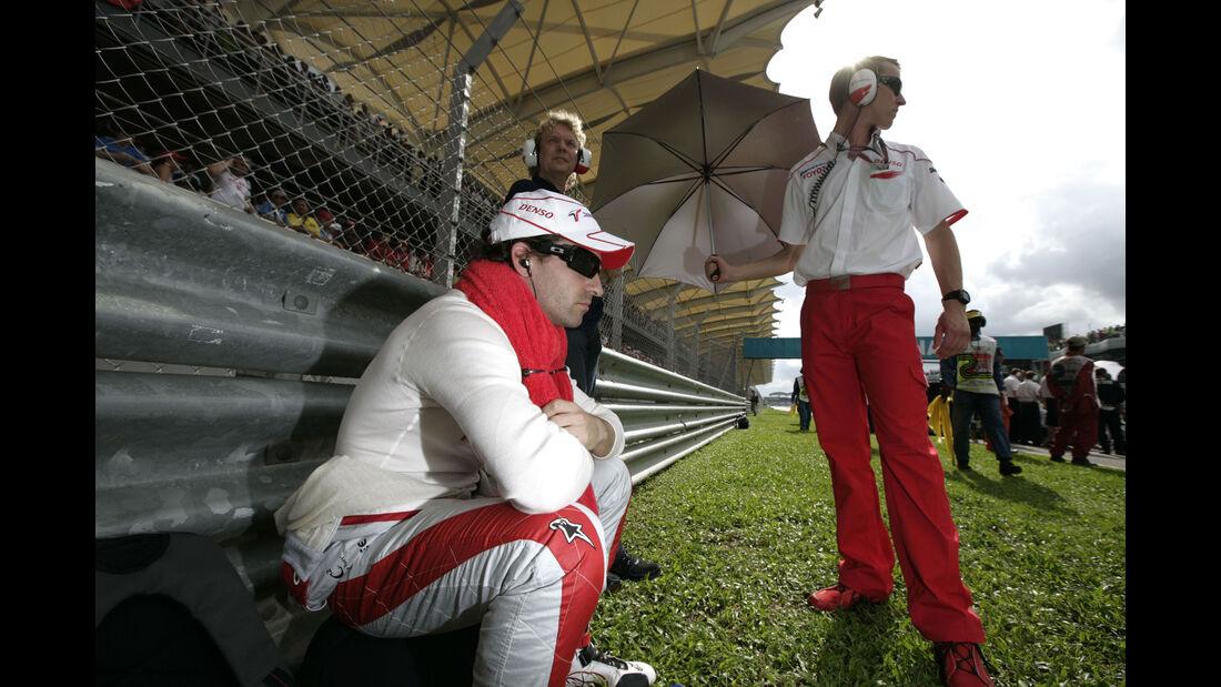 Timo Glock - Toyota - GP Malaysia 2009