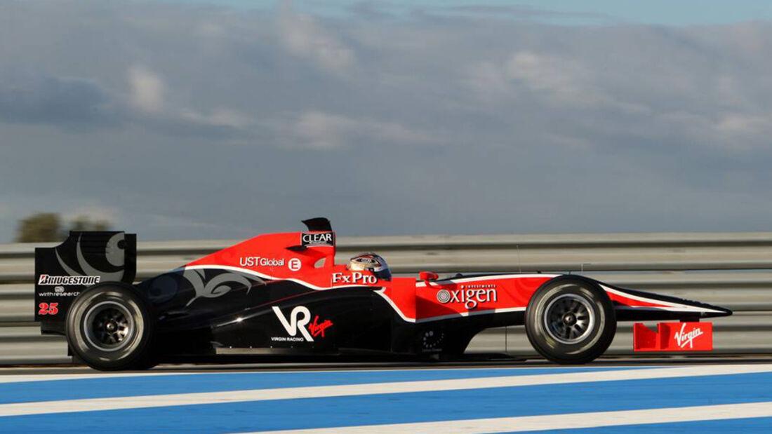 Timo Glock in Jerez
