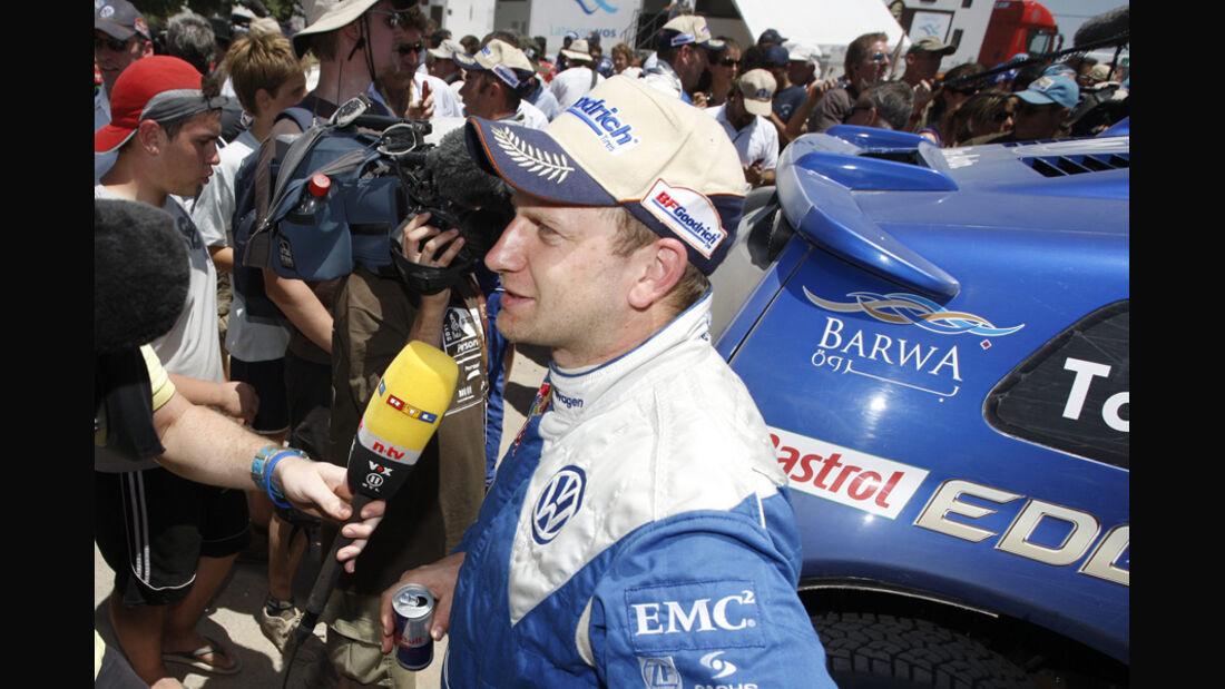 Timo Gottschalk - Dakar 2011