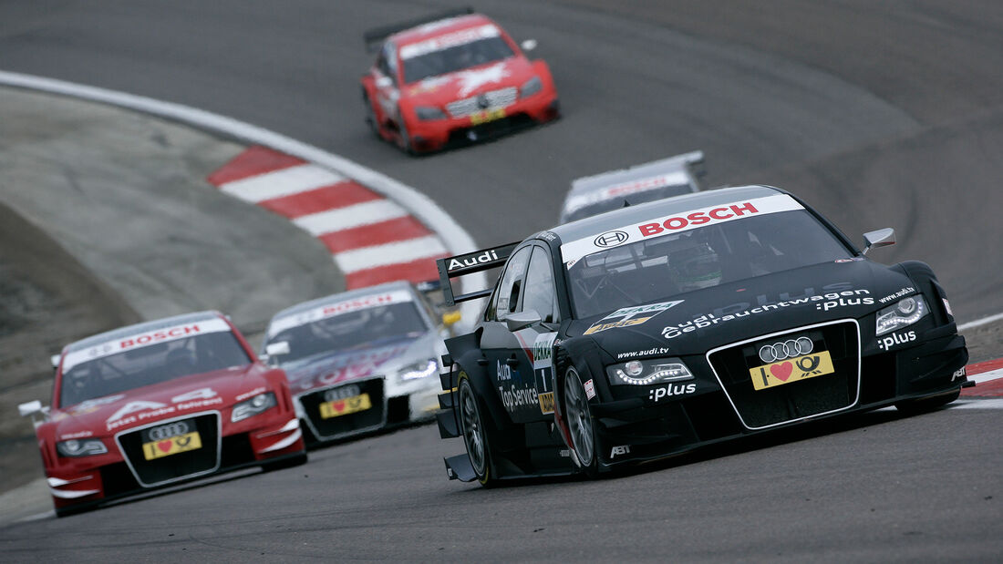 Timo Scheider - Audi A4 DTM - DTM 2008