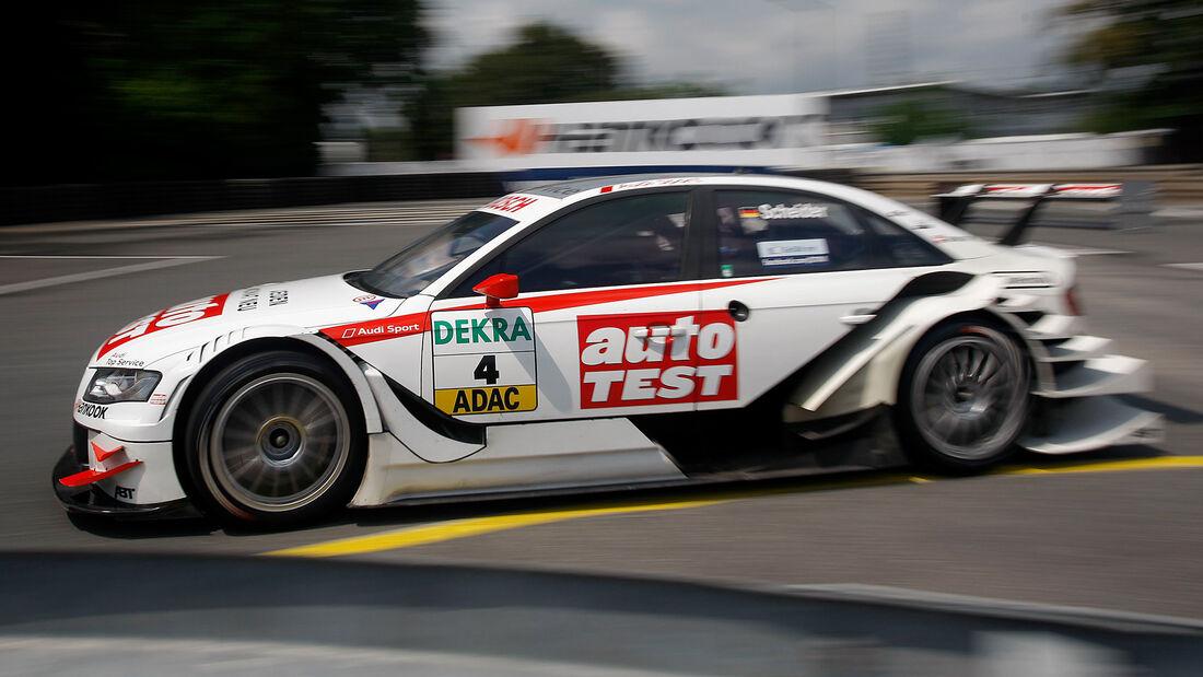 Timo Scheider - Audi A4 DTM - DTM 2009