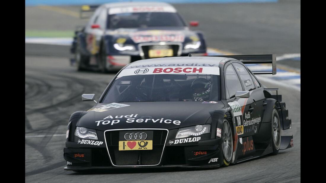 Timo Scheider Audi DTM 2009