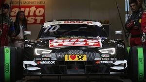 Timo Scheider - DTM - Audi - Spielberg - 2015