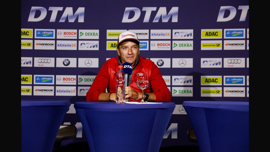 Timo Scheider - DTM Hockenheim - Finale - 2016