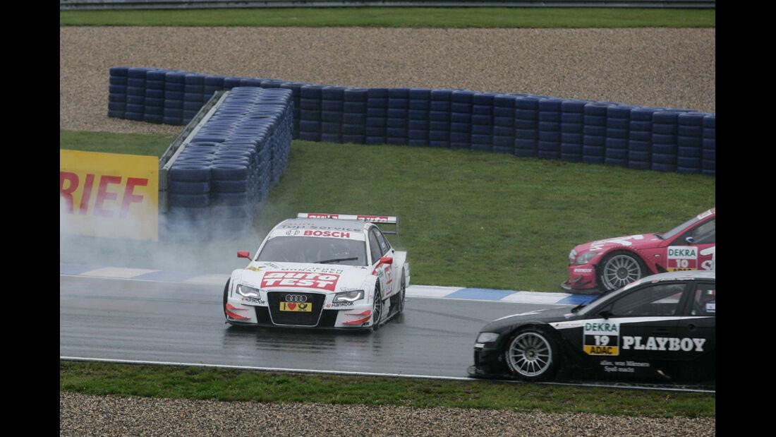 Timo Scheider DTM Oschersleben 2011