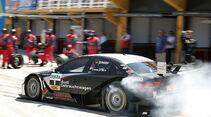 Timo Scheider, DTM Valencia 2010