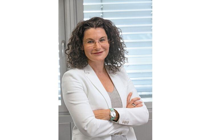 Tina Müller, Porträt